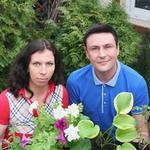 Виталий Декабрев и Марина Рыкалина